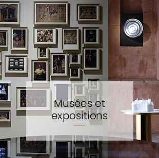 Bouton redirection vers muséographie et scénographie